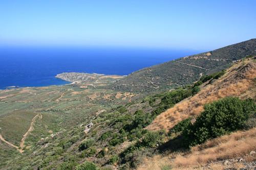 Elafonissi utsikt