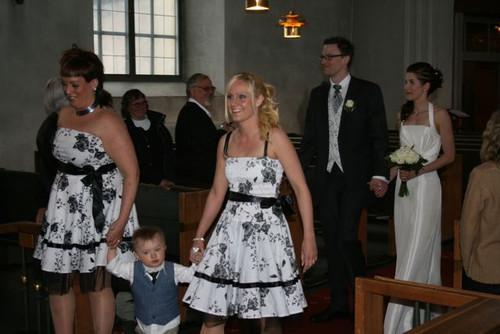 Bröllop 5 maj