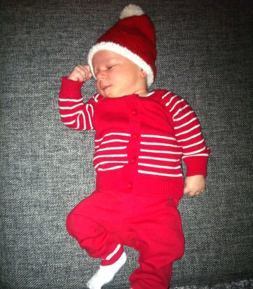 Theo som tomte 2013